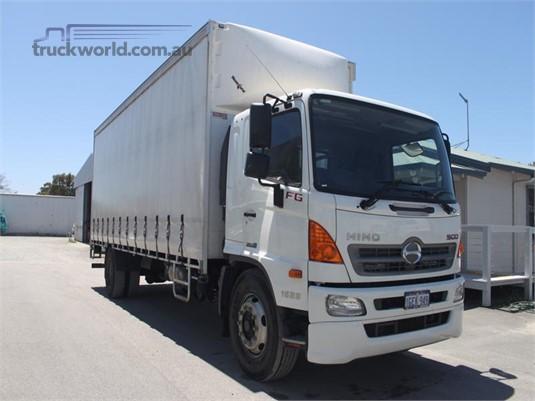 2016 Hino FG - Trucks for Sale