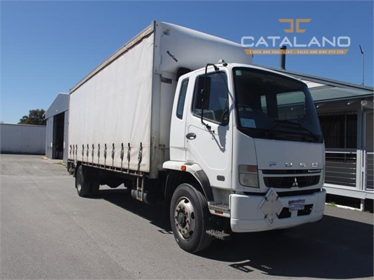 2010 Mitsubishi Fuso FM Catalano Truck And Equipment Sales And Hire - Trucks for Sale