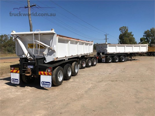2010 Hoylake Side Tipping Trailer - Trailers for Sale
