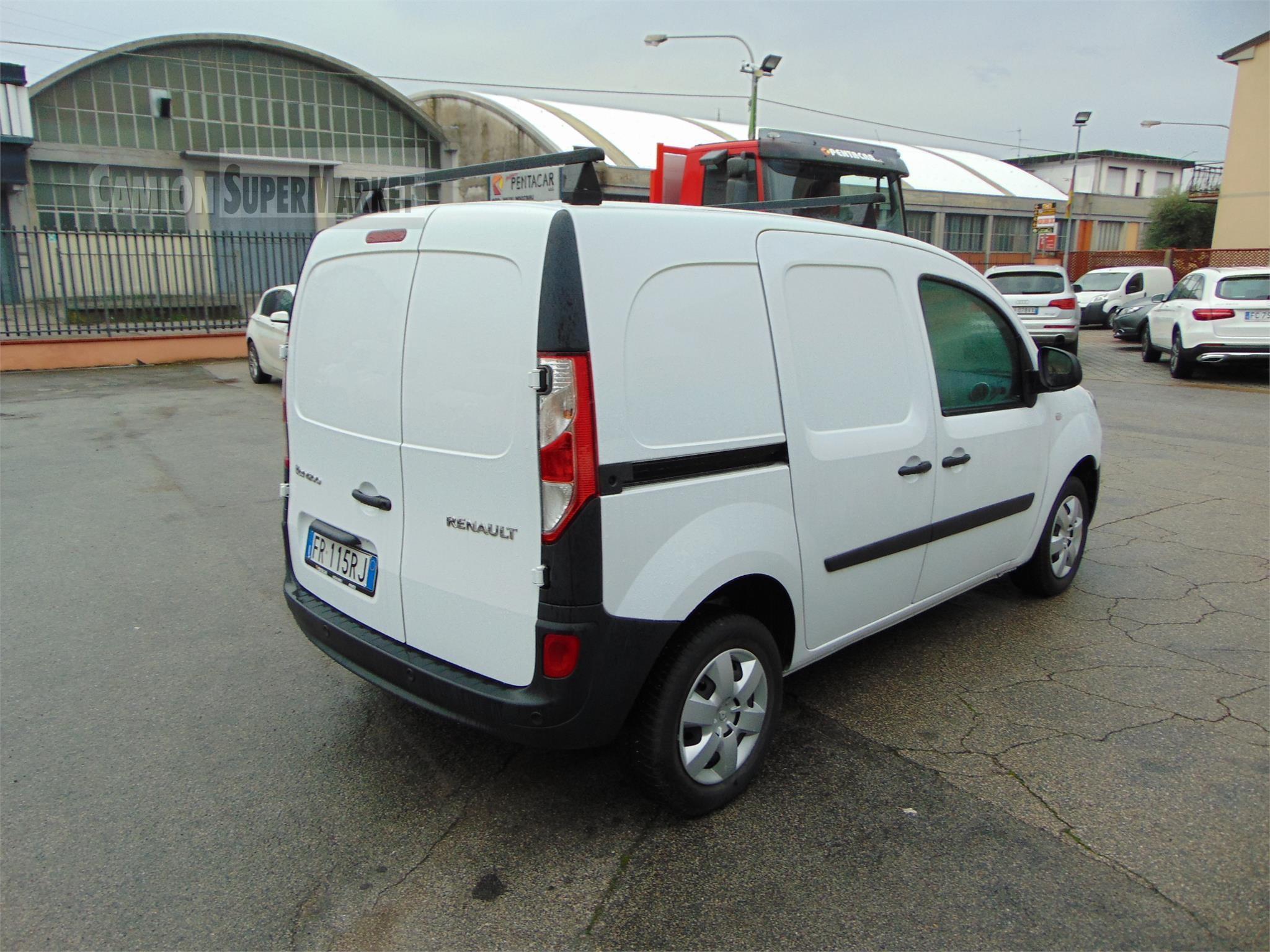 Renault KANGOO Uzywany 2018