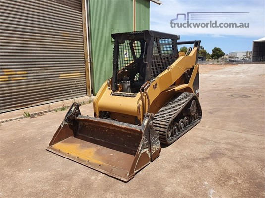 Caterpillar 257B - Heavy Machinery for Sale