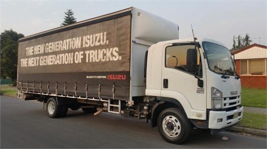 2008 Isuzu FSR700 - Trucks for Sale