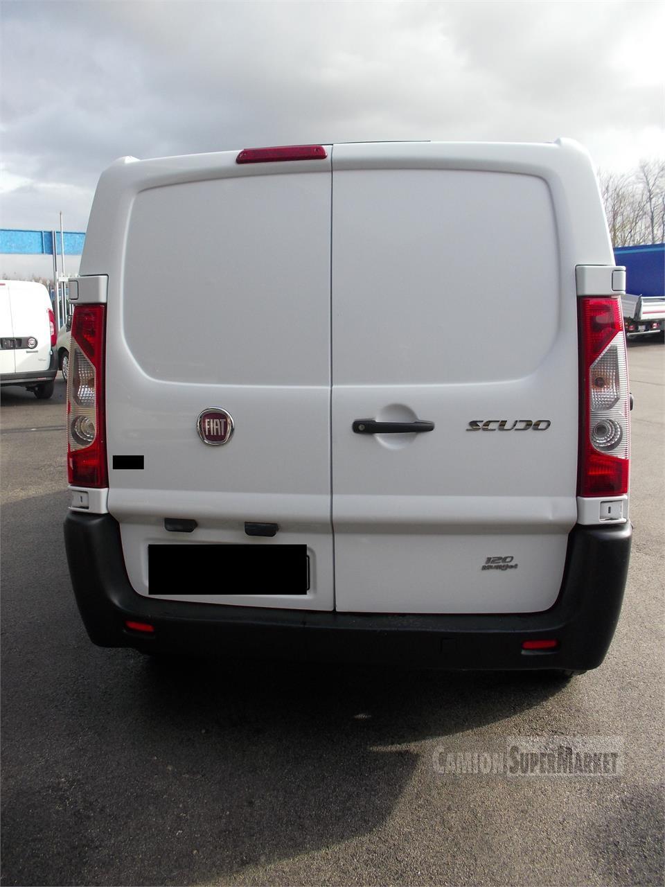 Fiat SCUDO Uzywany 2012 Campania