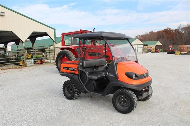 KUBOTA Utility Utility Vehicles For Sale in Indiana - 52