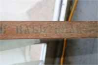 Diamond Cast Iron Wheel Mower