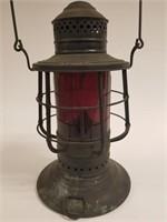 Dietz Red Railroad lantern