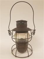Adams & Westlake railroad lantern