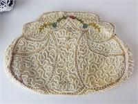 Lot of 3 vintage handbags, 2 are beaded