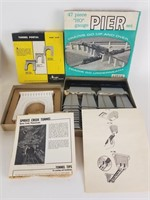 Large lot of HO Train models and accessories