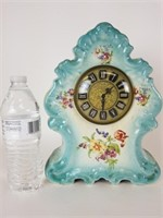 Mercedes porcelain clock