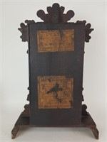 Antique E.N. Welch Gingerbread clock