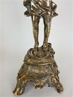 Figural candle holder