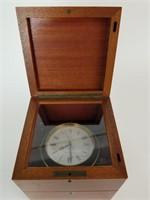 Hampton Gimbal clock
