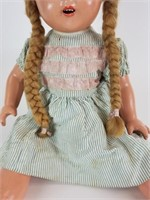 1930s composition doll