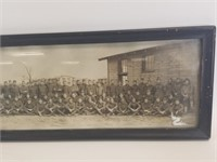 WWI Military 338th Infantry Yard Long photo