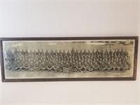 WWI, 108th Field Artillery yard long military