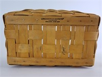 1997 Longaberger Medium Market basket