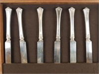 2 sets of Rogers Bros silver plate flatware