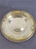 Webster Co Sterling Silver plate