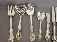 Westmoreland Sterling Silver flatware set