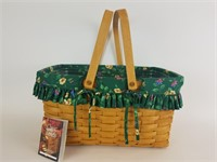 2001 Longaberger Large Market basket