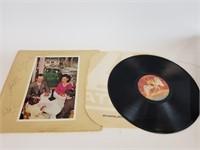 Led Zeppelin autographed Presence Album cover