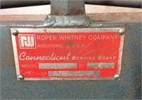 ROPER WHITNEY CONNECTICUT BENDING PAN BRAKE, 16