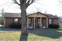 VERY NICE BRICK HOME - ANTIQUES - FURNITURE - COLLECTIBLES -