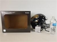 Fred Taylor autographed Jaguars football helmet