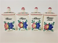Set of Rhein canisters and more