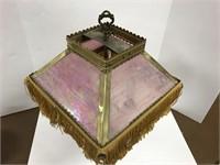 Antique table light