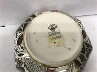 Mason's pitcher & bowl, German plate