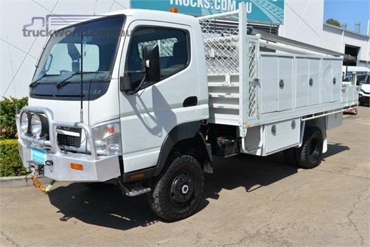 2009 Fuso Canter FG - Trucks for Sale