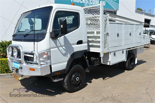 2009 Mitsubishi Canter FG - Trucks for Sale