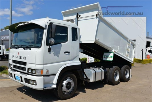 2005 Fuso FV500 - Trucks for Sale