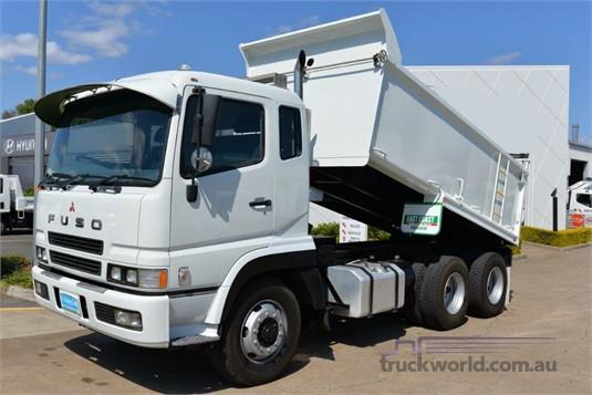 2005 Mitsubishi FV500 - Trucks for Sale