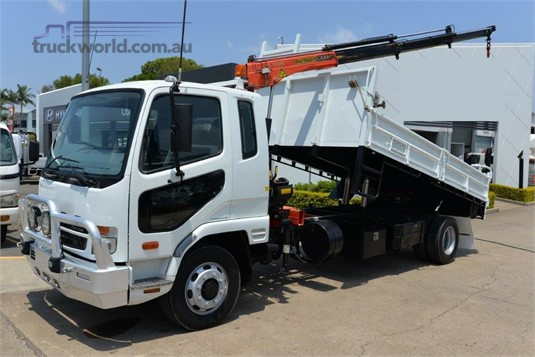 2009 Fuso Fighter 14 - Trucks for Sale