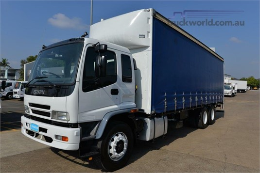 2007 Isuzu FVL 1400 - Trucks for Sale