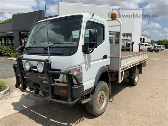 2011 Mitsubishi Canter FG - Trucks for Sale
