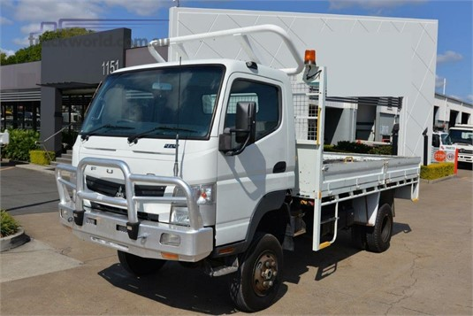 2012 Fuso Canter - Trucks for Sale