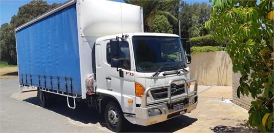 2014 Hino FD1124 - Trucks for Sale