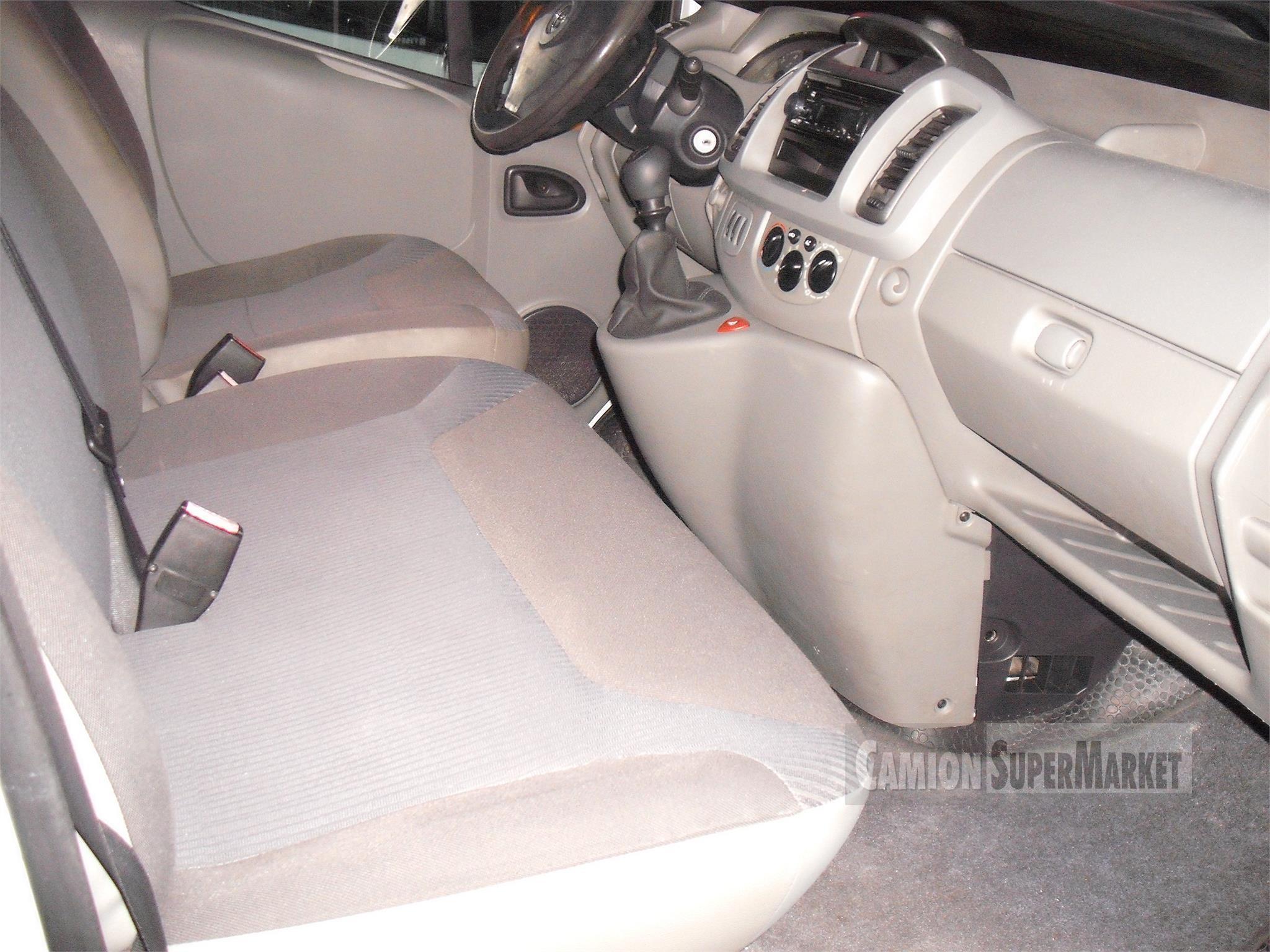 Opel VIVARO Uzywany 2009