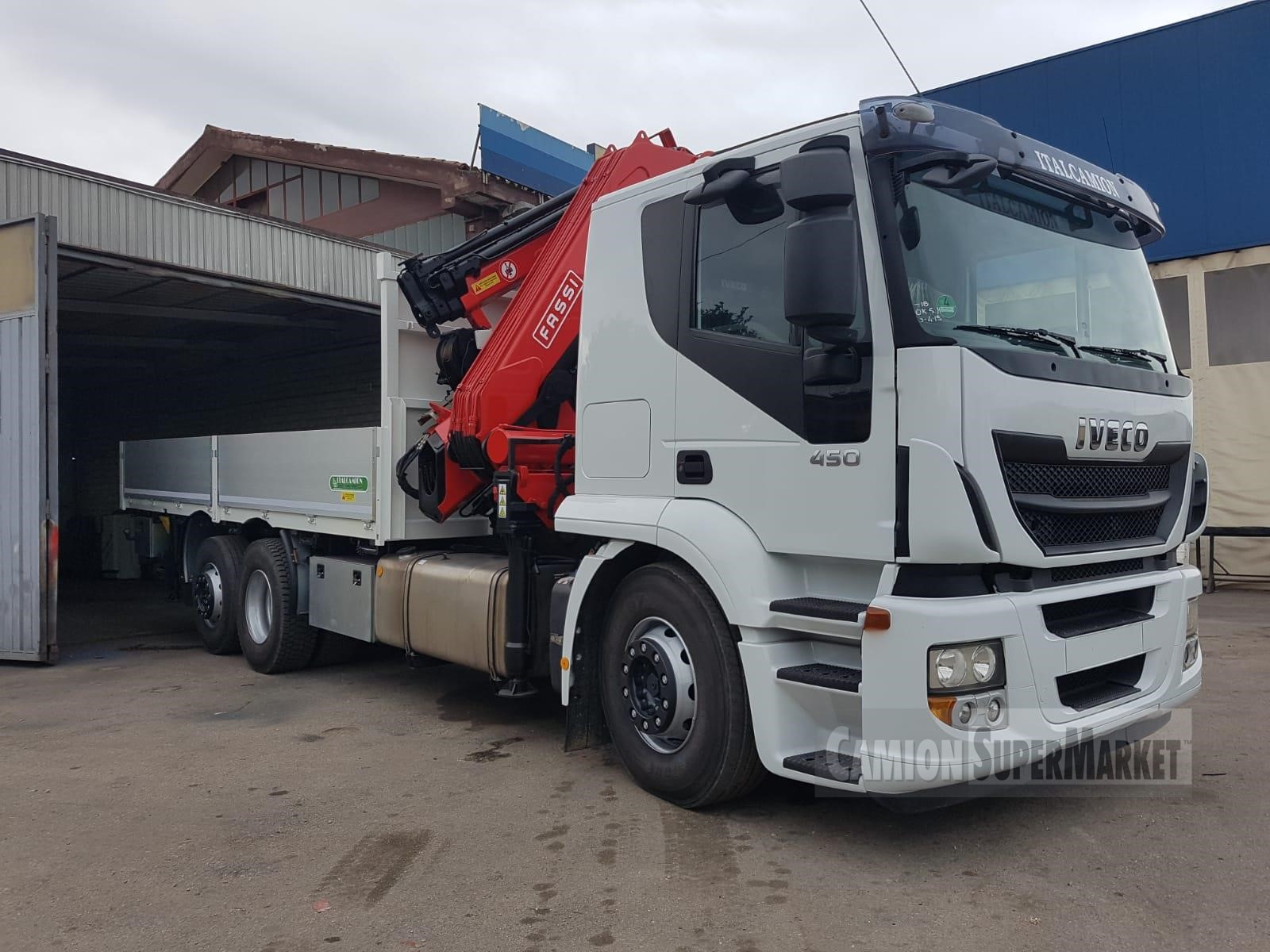 Iveco STRALIS 450 used 2021