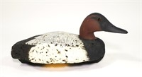 Ontario Decoys canvasback drake by Ronnie