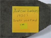 Hudson Decoy Co. 1920's drake mallard