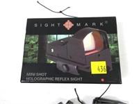 Sight Mark Mini Shot holographic reflex sight in