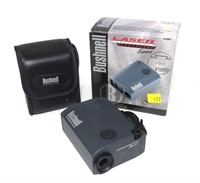 Bushnell Laser rangefinder Yardage Pro with case