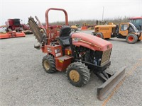 2005 Ditch Witch RT40 Trencher