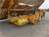 Set of ENE Prune Harvesters