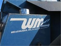 2010 Weiss McNair 9800P Pecan Special Pickup Machi